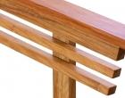 Sono Headboard - New Guinea Rosewood