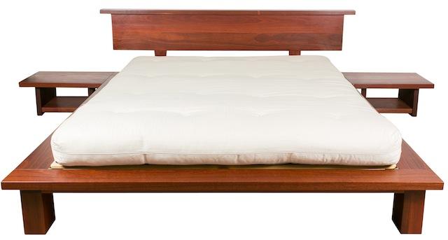 Handcrafted custom furniture zen beds sofas - Custom headboard ...