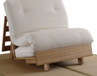 3 Fold Sofa Beds with Legs - seat