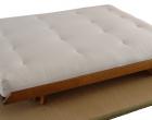 2 Fold Sofa bed - bed