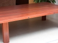 Custom Coffee Table in WA Jarrah