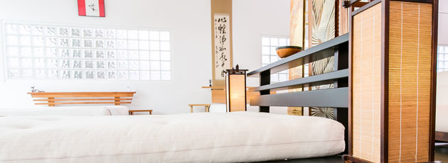 Solid Wood Japanese Style Beds Sofa Beds Zen Beds Sofas